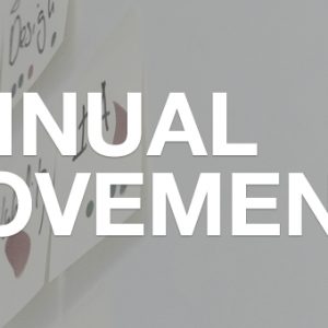 How to Implement Continual Improvement with Product Development